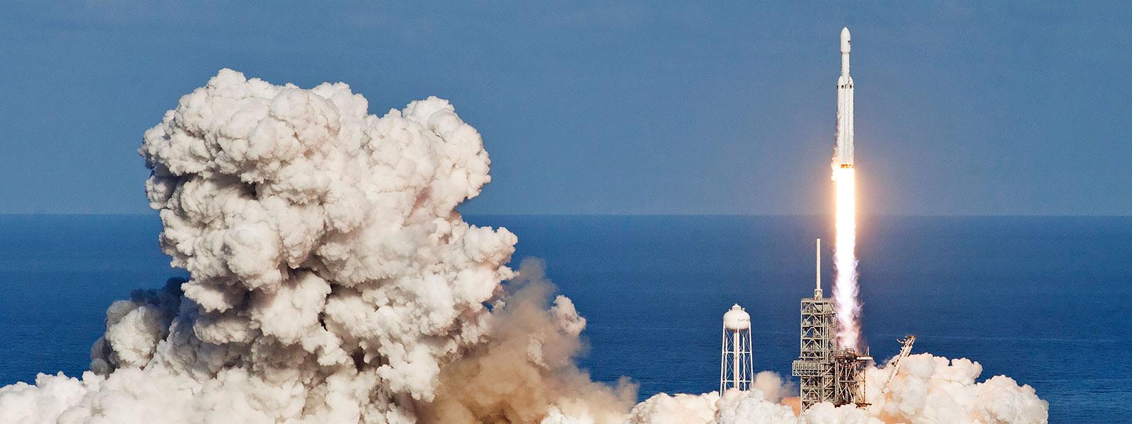 Product Launching Rocket