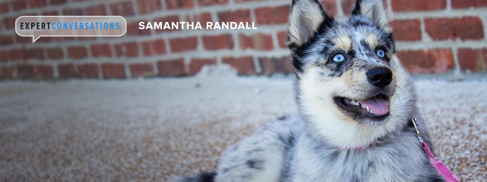 Expert Conversations with Samantha Randall